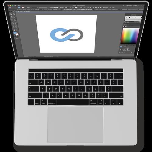 Laptop-Graphic